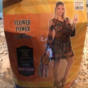 Hippie costume XL